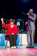 Will Downing with Angela Bofill