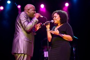 Will Downing and Carol Riddick