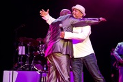 Will Downing and Howard Hewett