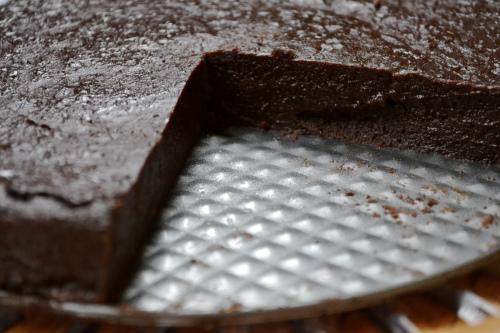 France Chocolate Cake His Chocolate Orbit Cake