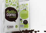 Hello Coffee | Design: Jade Culton for Family Design Co. | New Zealand