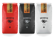 Quixotic Coffee | Design: Studio Minneapolis | United States