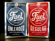 Fuel Coffee | Design:  Commoner, Inc. | United States
