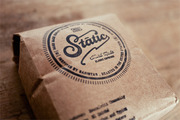 Static Coffee | Design: Salih Kucukaga