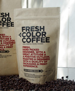 FreshColor Coffee | Design:  Benjamin Dooling | United States
