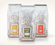 Irving Farm Coffee | Design: Louise Fili | United States