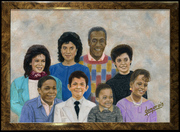The Huxtables Improved inspired by The Cosby Show