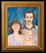 The McDunnoughs, inspired by Raising Arizona