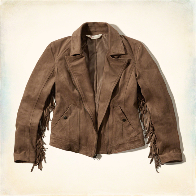 Colorful Leather Jackets to Welcome Fall In