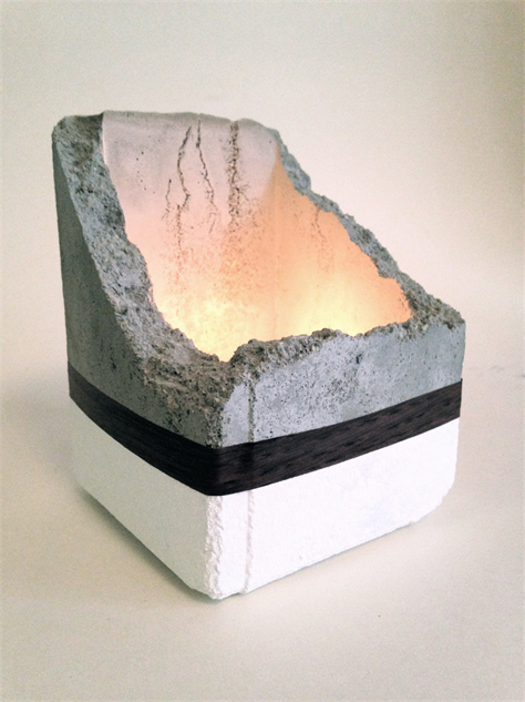 Concrete Accessories To Warm Up Your Home Style