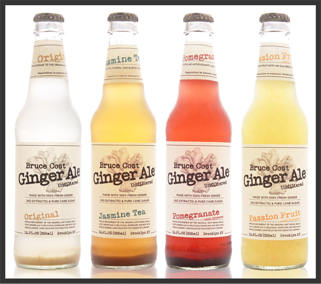 Make Natural Ginger Ale