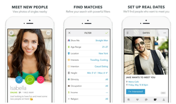 Easy hookup apps