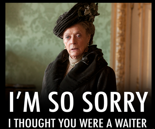 30 Hilarious Downton Abbey Memes :: TV :: Galleries :: Paste