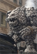 Netherworld rock monster