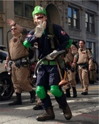 Who you gonna call? Luigi?