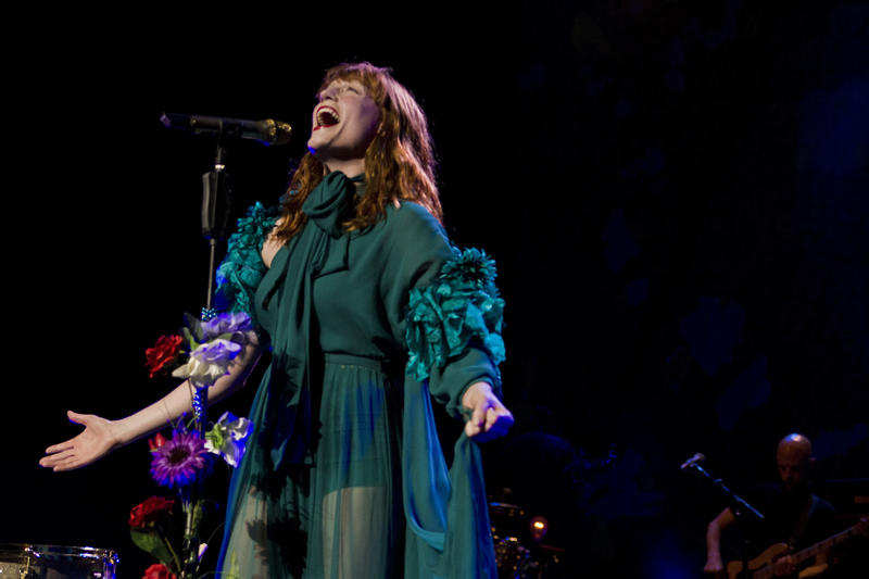 Florence and the Machine Photos - Atlanta, Ga.