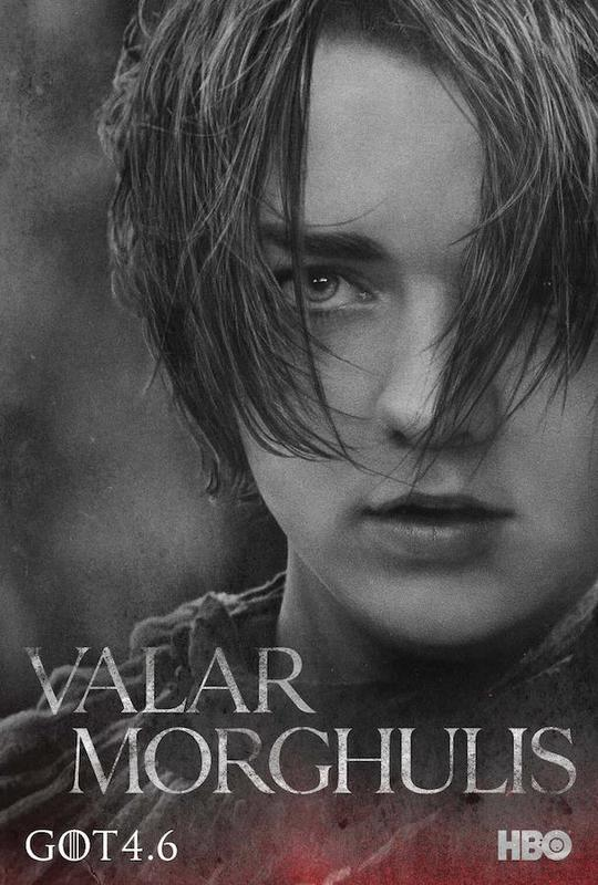<i>Game of Thrones</i> Cast Promises Death in Season 4 Posters