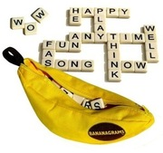 "<a href=""http://www.amazon.com/Bananagrams-BAN001/dp/1932188126"">Bananagrams (Amazon, $13.95)</a>"