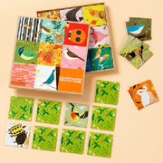 "<a href=""http://www.landofnod.com/family.aspx?c=3142&f=5145"">Charley Harper Memory Game (Land of Nod, $14.95)</a>"
