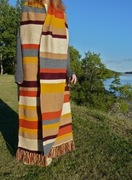 "<a href=""http://www.etsy.com/listing/62901986/season-16-scarf"">Dr. Who Scarf by ScarfSister (Etsy, $145)</a>"