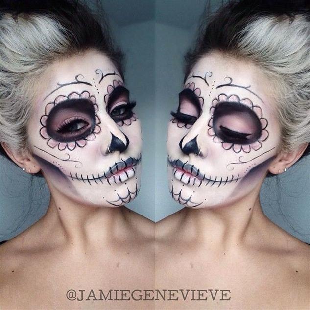 creative halloween makeup tutorials from youtube style