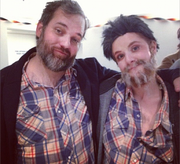 Dan Harmon (with Dan Harmon) Via Twitter