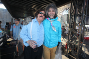 Tony Clifton and Wayne Coyne