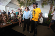 Tony Clifton and Big Freedia