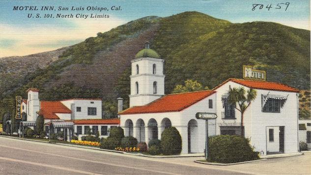 San Luis Obispo Motels