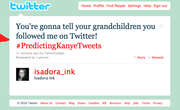 15. #PredictingKanyeTweets