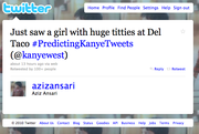 16. #PredictingKanyeTweets