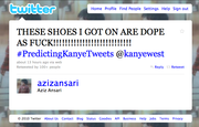 13. #PredictingKanyeTweets