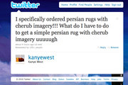 23. Actual Kanye Tweet