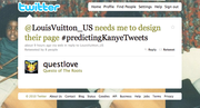 20. #PredictingKanyeTweets