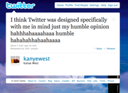 28. Actual Kanye Tweet