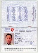 Ben Linus' Swiss and Canadian &quot;Dean Moriarty&quot; passports