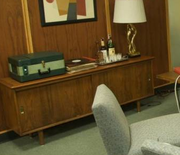 Sterling Cooper Turntable from Peter's Office (currently $520.65)