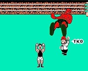 1987, as an undersized boxer in Mike Tyson's Punch-Out