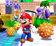 2002, in Super Mario Brothers Sunshine