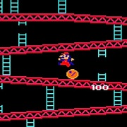 "1981, as ""Jumpman"" in Donkey Kong"