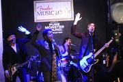 Vintage Trouble at the Fender Music Lounge