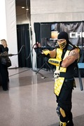 Scorpion from Mortal Kombat