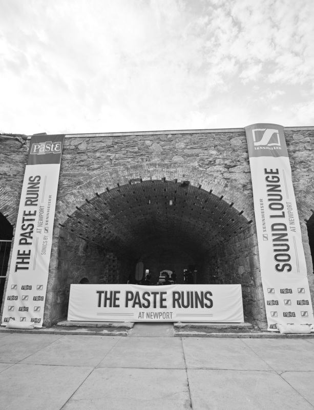 Newport Folk Festival Photos: Live at the Paste Ruins