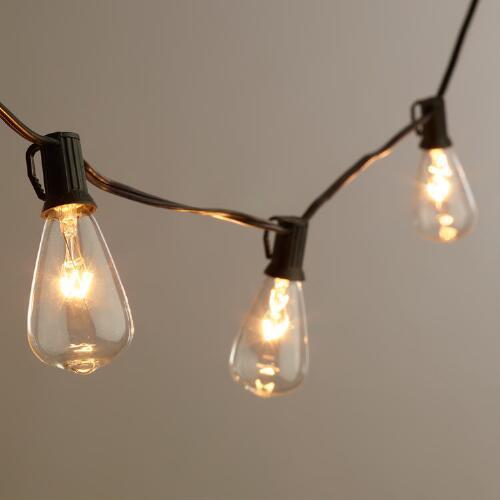 outdoor lights edison. Black Bedroom Furniture Sets. Home Design Ideas