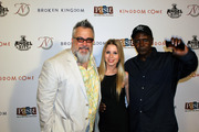 Jeffrey Poitier (The Butler, Nimrod), Lindsay Lamb (My Last Day), Michael Dunaway (Paste Film Editor)