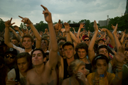 A$AP Rocky Crowd