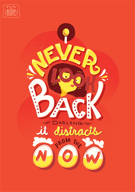 Artist turns Pixar Quotes into Delightful Poster Series :: Design :: Galleries :: Paste