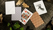 Plaid Playing Cards | Dan and Dave