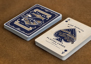 Lincoln Playing Cards | David M Smith