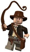 Indiana Jones, official LEGO game character